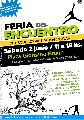 Feria del Encuentro, producciones autogestivas / sábado 2 de junio / 11 a 19 hs.