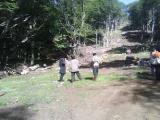 El Maitén: mapuche reclaman tierras en las que se planea construir centro de esquí