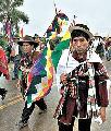 Bolivia: Arrancó la marcha indígena