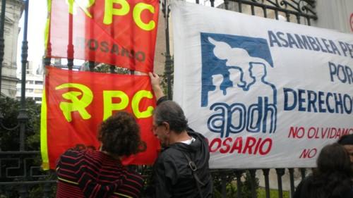 APDH Rosario y ex di...