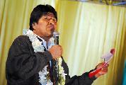 Bolivia: Morales 'fuerzas sociales no permitirán golpe y no pasará una dictadura policial'