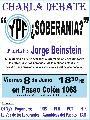 "Charla debate: ""YPF ¿Soberanía?"""