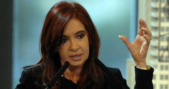 Cristina Fernández: ...