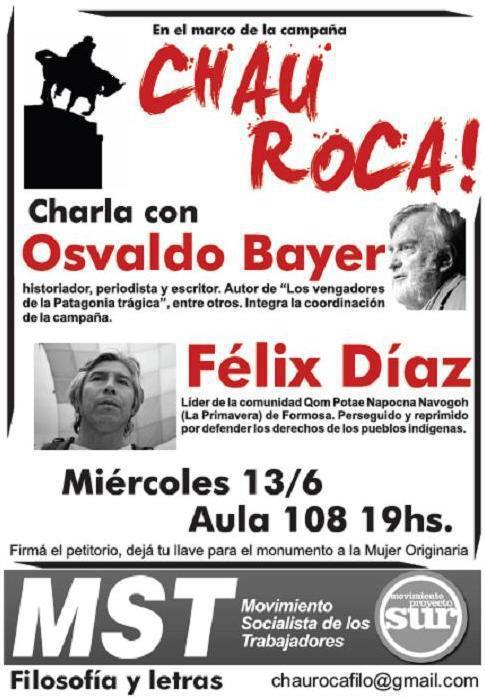 Campaña Chau Roca: C...