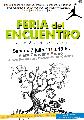 Feria del Encuentro, producciones autogestivas / sábado 7 de julio / 11 a 19 hs.