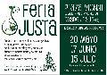 Feria Justa, producciones independientes / domingo 17 de junio / 15 hs.