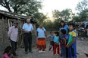Tierras, casas y educación para los wichis