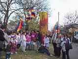 Celebración del Inti Raymi en Lanús