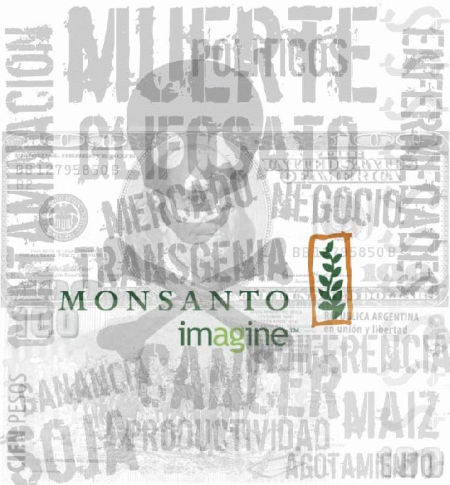 Monsanto, terror...