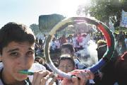 La Fiesta del Sol en Parque Chacabuco