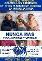 Comite Europeo de Derechos Humanos Faisal Sergio Tapia denuncia mas de 600 niños asesinado