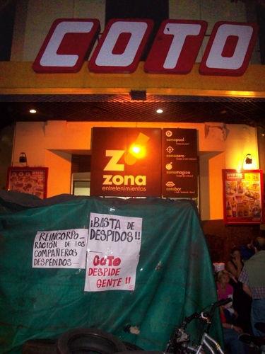 Persecución en COTO:...