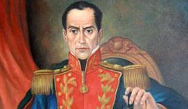 Simón Bolívar tenía ...