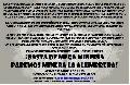 Convocatoria: Paremos a la minera contaminante La Alumbrera!
