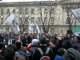 Unidad en la calle contra el ajuste de Scioli