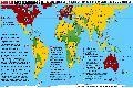 El mundo de la geoingeniería, mapa