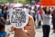Protestas de masas en México