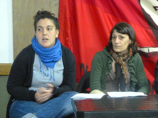 María Eugenia y Juli...