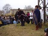 Bragado: La antigua Comunidad Mapuche Melinao realizó la ofrenda a la Pachamama