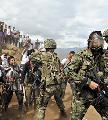 Colombia: Comunidades sin militares