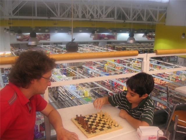 Clases de ajedrez...