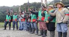 """Estos son los derechos de los indígenas que el estado """"fachistoide"""" de Colombia"""