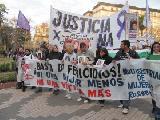 Marchamos en Rosario contra la violencia de género