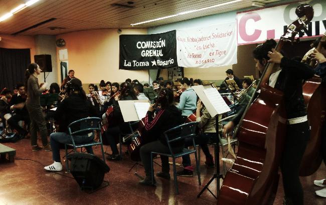 Orquesta Infantil de...