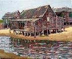 Los palafitos, las casas ecológicas más antiguas de América