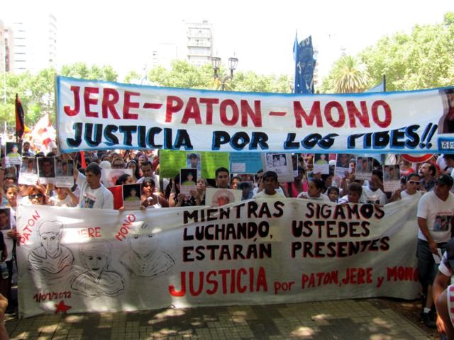 Villa Moreno: proces...