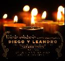 Velada solidaria por Diego y Leandro