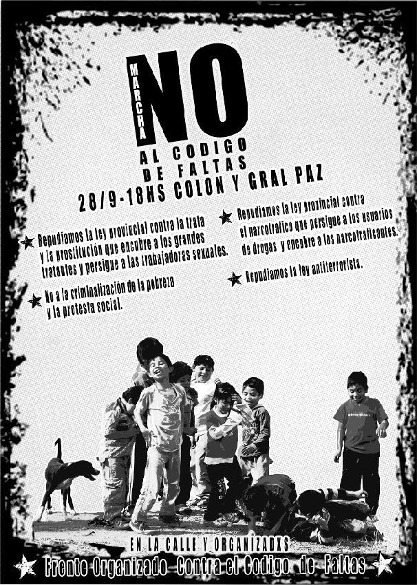 Marcha No al C�digo ...