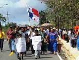 Ind�genas paname�os plantean nuevas acciones contra hidroel�ctrica
