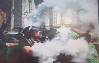 Jujuy: La Polic�a re...