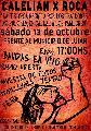 Luj�n: Festival popular para apoyar el proyecto de cambio de nombre de la avenida Roca