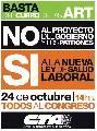 Salud laboral: Vamos al Congreso a defender la ley de la CTA