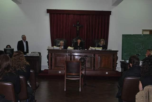 Tribunal en lo Crimi...