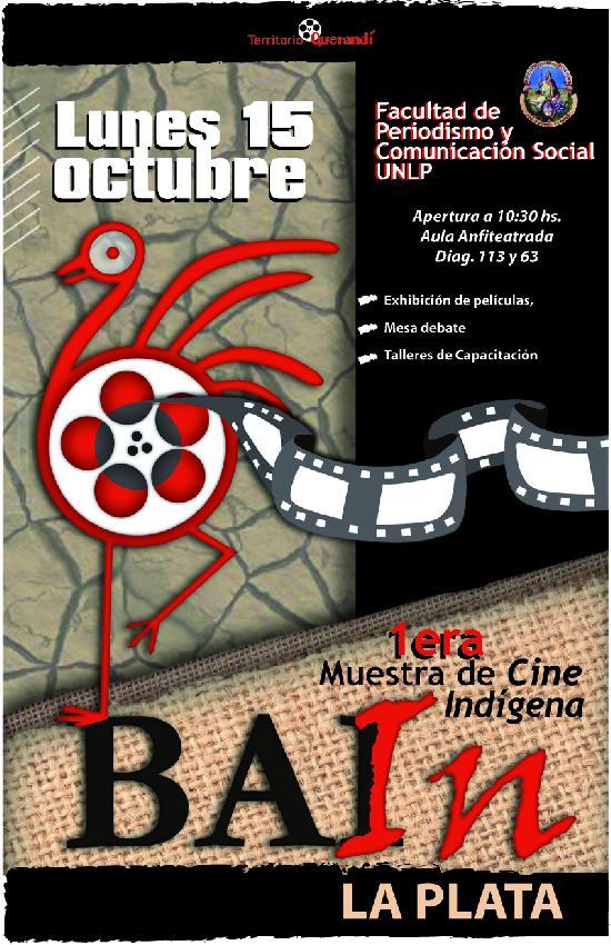 Cine Indigena Lunes ...
