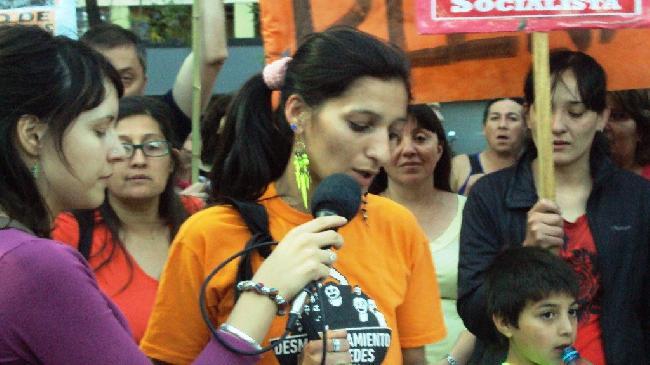 Soledad Cuello cerró...