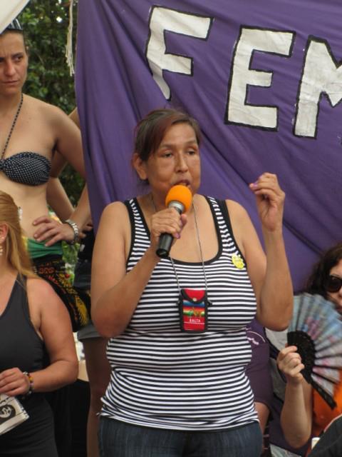 Panel Feministas  La...