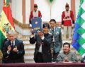 Bolivia: Ley elimina el latifundio y veta a los transg�nicos