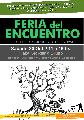 Feria del Encuentro, producciones autogestivas / s�bado 20 de oct. / 11 a 19 hs.