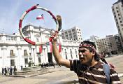 Fallos en favor de dos mapuches chilenos