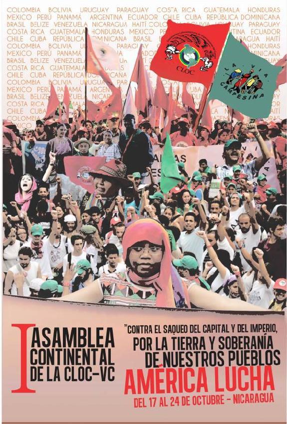 I Asamblea Continent...