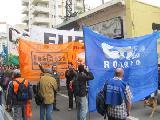 Jornada nacional de la CTA: Masiva movilizaci�n en Rosario