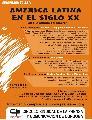 """�Am�rica Latina en el siglo XX"""""""