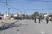 Jujuy: Feroz represi�n en barrio Malvinas