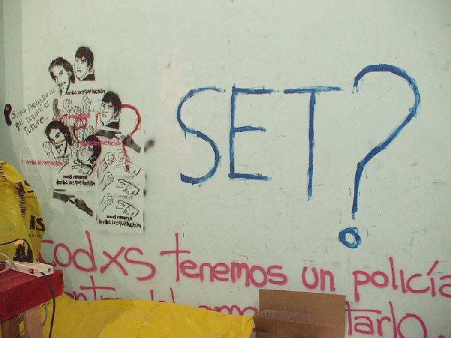 SET?...