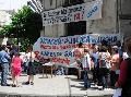 Los docentes de la UNR votan en las facultades si se suman al paro nacional del martes