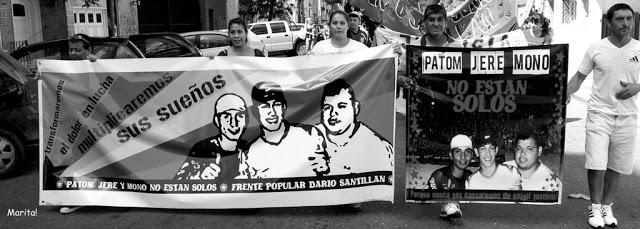 7N Rosario: sin cace...